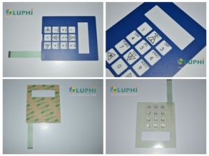 3*4 Matrix Membrane Switch with Metal Domes (MIC-0182) pictures & photos