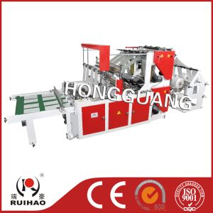 Heat-Sealing & Cold-Cutting Bag Making Machine pictures & photos