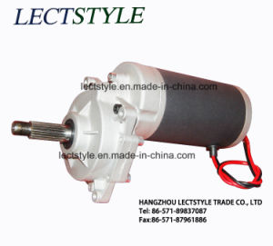 DC Heavy Duty Electric Direct Drive Tarp Motor pictures & photos