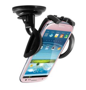 Fully Adjustable with 360 Degree Rotation ABS Material Magnetic Car Mount Holder