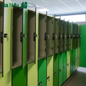 Fast Delivery Compact Laminate Locker pictures & photos