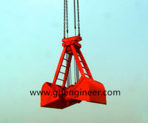 The Rope Mechanical Grab with Variety Volumes pictures & photos