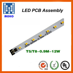 Single Layer SMD2835 Aluminum LED PCB for Bulb Light pictures & photos
