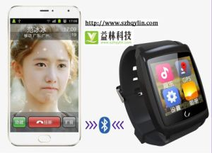 2015 Fashion GPS Smart Watch Mobile Phone-Family Holiday Gift