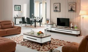 Simple Style Marble Top TV Set pictures & photos
