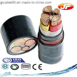 300/500V Copper Conductor Low Voltage XLPE Insulated Power Cable pictures & photos