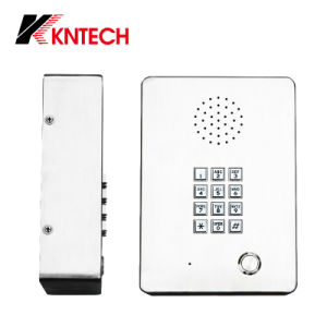 Security Phone Analog Phone Sos Telephones Knzd-03 Kntech pictures & photos