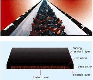Heat Resistant, High Temperature Resistant Conveyor Belt