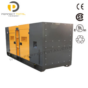Water Cooled 250kVA 200kw Silent Diesel Generator 220/380V Single/3 Phase