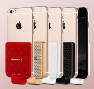 2200mAh Wireless Rechargeable Mobile Power Bank for iPhone pictures & photos