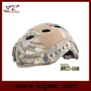 Airsoft Tactical Paratroopers Helmet for Wargame Safety Helmet pictures & photos