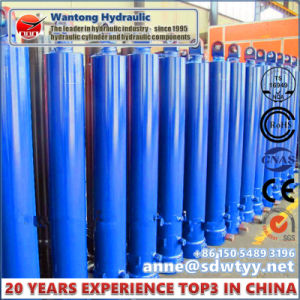 Dump Truck Telescopic Multi-Stage Hydraulic Cylinders pictures & photos