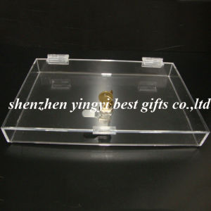 Best Seller Acrylic Lucite Security Box pictures & photos