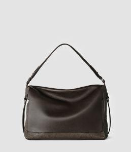 Cow Suede Luxury Lady Satchel Bag (YW385-01)