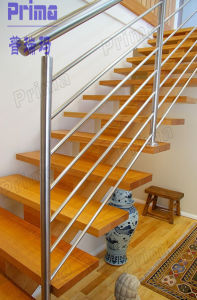 Stair Railing, Iron Stair Handrail Manufacturer Supply The Outdoor Wrought Iron Stair Railing pictures & photos