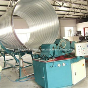 F1600 Galvanized Steel Spiral Tube Forming Machine pictures & photos