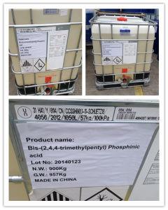 Diisooctylphosphinic Acid/Bis- (2, 4, 4-trimethylpentyl) -Phosphinic Acid; 1-Hexyl-1h-Imidazole pictures & photos