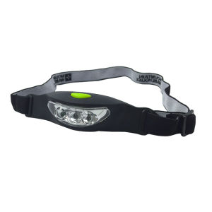 Waterproof 3 LED Headlamp Super Bright LED Headlamp pictures & photos