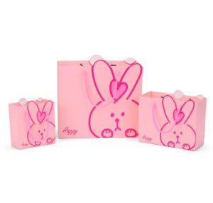 Loving Rabbit Shape Gift Bags pictures & photos