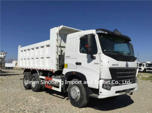 Sinotruk Heavy Duty 6X4 18m3 Dump Truck pictures & photos