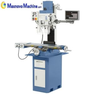 Vertical Benchtop Metal Mini Drilling Milling Machine (mm-BF30Super) pictures & photos