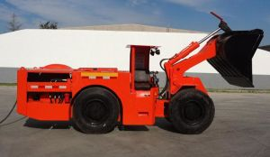 Electric LHD with 0.6cbm Bucket Size pictures & photos
