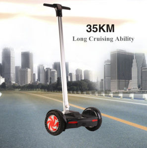 Kingwheel Latest Portable Mini Two Wheels Electric Scooter with Adjustable Handle Bar (KW-C001)