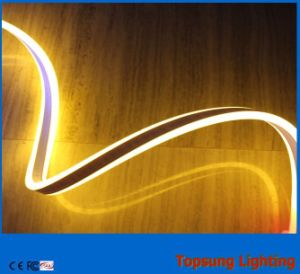 24 Voltage Yellow Bi-Side LED Neon Flex with High Quality