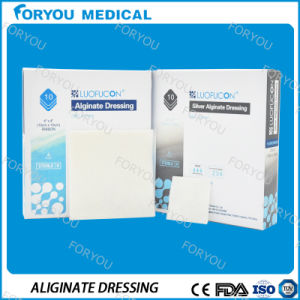 Silver Alginate Wound Care Dressing Ad1001A pictures & photos