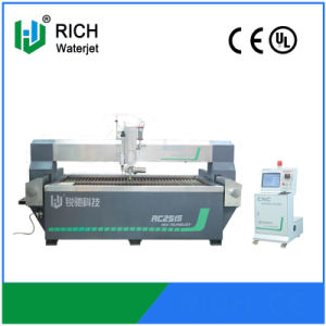 Factory Price Waterjet Water Jet Cutting Machine for Stone pictures & photos