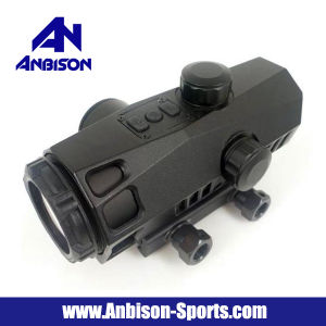 Airsoft 1X32 Red / Green DOT Sight Scope pictures & photos