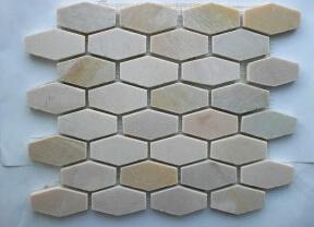Slate Mosaic Slate, Slate Flagstone, Natural Slate Wall Panel/Cultured Stone/Ledgestone pictures & photos