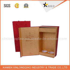 High Quality Custom Fancy Wine Glass Packaging Box pictures & photos