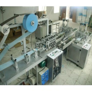 Non Woven Medical Surgical Face Mask Making Machine pictures & photos