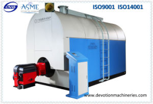 Competitive Price Horizontal 2800 Kw Hot Water Boiler pictures & photos