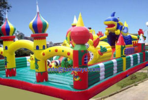 Durable and Reliable Inflatable Castle with Competitive Price (A195) pictures & photos