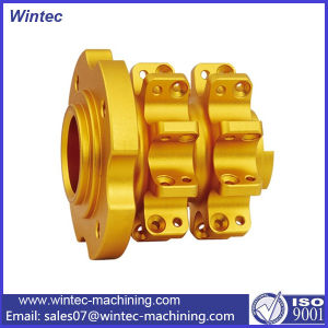 High Precision Brass Casting Parts