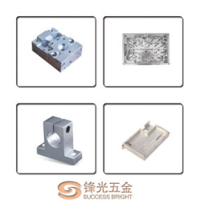 CNC Machining Parts with Model Relates /Motorcycle Handle pictures & photos