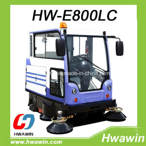Electric Street Sweeper/ Road Sweeper with Cabin pictures & photos