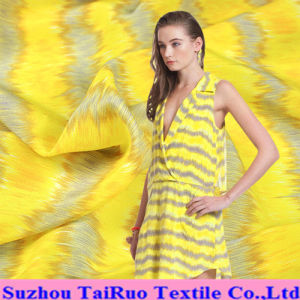 14mm Printed Crepe De Chine Silk for Silk Dress Fabric pictures & photos