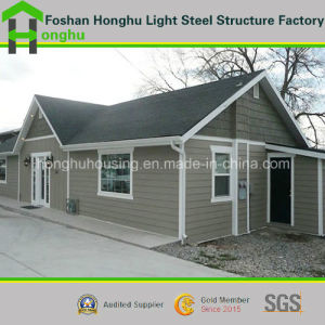 Modern Prefab House Prefabricated House Light Steel Villa pictures & photos