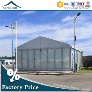 Popular Business Activities Waterproof Aluminum Frame Glass Wall Tents pictures & photos