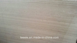 Hottest Sale Super Quanlity Claasic White Veins Silver Travertine pictures & photos
