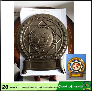 Custom Design 3D Metal Emblem pictures & photos