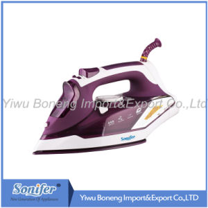 Travelling Steam Iron Sf-9002 Electric Iron with Ceramic Soleplate (Blue) pictures & photos