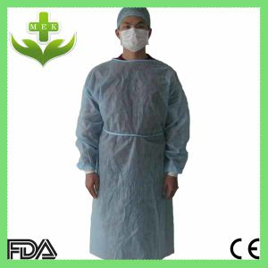 Disposable Surgical Gown for Hospital and Clinic pictures & photos