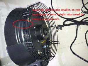 Misting Kit with Independent Power Supplier Mist Kit Cooling System pictures & photos