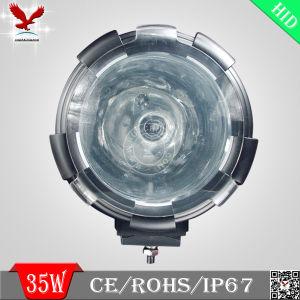"7"" 35W/55W HID Work Light (HCW-H3504)"