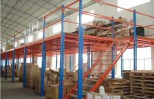 Steel Plaforms Warehouse Storage Rack with Multi-Level pictures & photos
