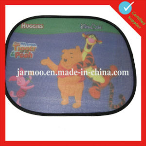 Fabric Polyester Foldable Car Sunshade pictures & photos